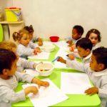 cluny villaamil niños dibujando